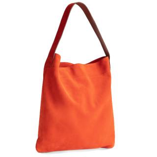 Gérard Darel Lady Bag Hobo Folk Tangerine