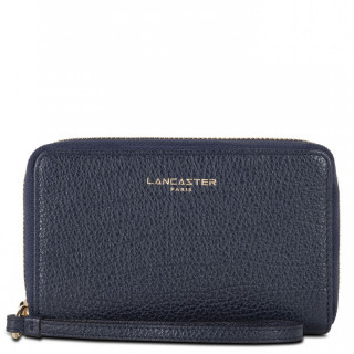 Lancaster Dune Wallet and Companion 129-17 Blue Fonce