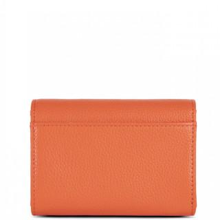 Lancaster Foulonne Double Porte Monnaie 170-20 Orange