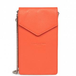 Lancaster Foulonne Pochette Smartphone Cuir 170-27 Orange