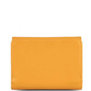 Lancaster Foulonne Double Wallet Back A back 170-29 Yellow
