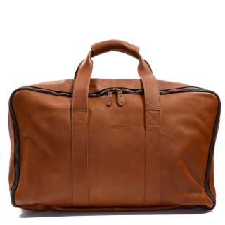 Paul Marius LeGlobeTrotor Natural Travel Bag