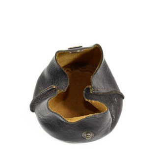 Paul Marius L'Escarcelle Porte Coin Leather Indus