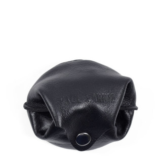 Paul Marius L'Escarcelle Porte Mint Black Leather