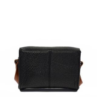 Paul Marius The Mini Essential Crossbody Bag Black