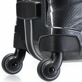 Samsonite Farelite Valise Trolley Cabine 4 Roues Charcoal  roulettes
