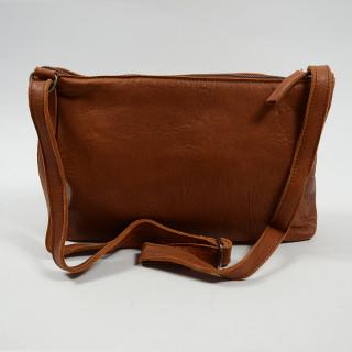 Biba Flint Messenger Bag Cuero