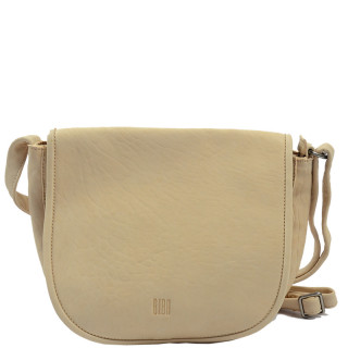Biba Stanley Messenger Bag Natural