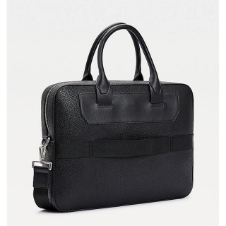 Tommy Hilfiger TH Downtown Sac pour Ordinateur Noir