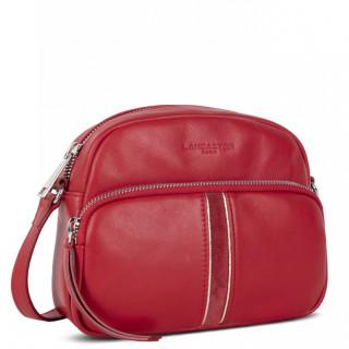 Lancaster Soft Vintage Bag Reporter 578-29 Red