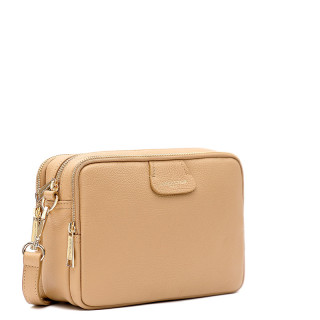 Lancaster Dune Crossbody Bag 529-59 Natural