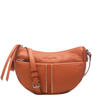 Lancaster Soft Vintage Crossbody Bag 578-27 Honey