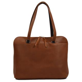 Jean Louis Fourès Baroudeuse Bag Shopping Fauve