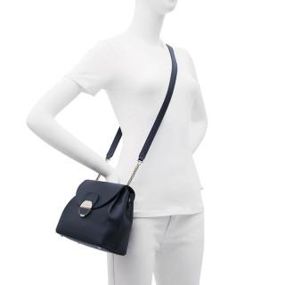 Lancaster Foulonne Pia Crossbody Bag 547-61 Dark Blue