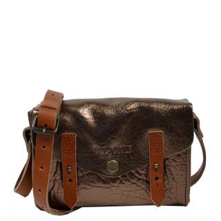 Paul Marius The Mini Indispensable Crossbody Bag Copper