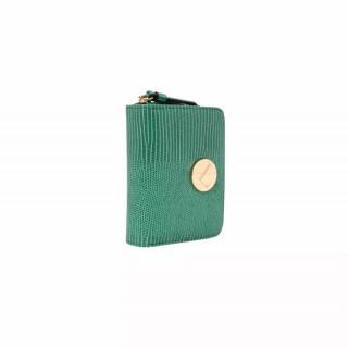 Lollipops Hissy Wallet Back to Back Green-Golden