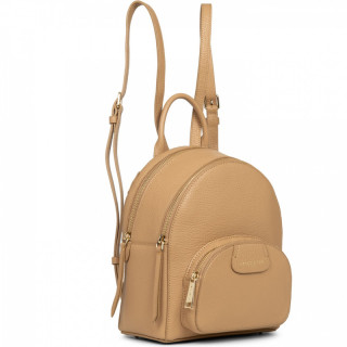 Lancaster Dune Mini Sac à Dos Cuir 529-61 Naturel