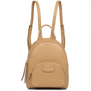 Lancaster Dune Mini Leather Back Bag 529-61 Natural