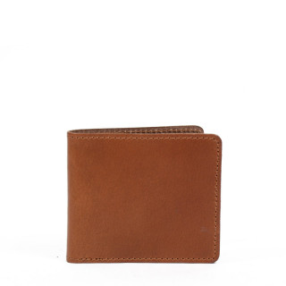 Paul Marius LePortefeuille Arsène M Leather Wallet Natural