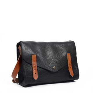 Paul Marius L'Indispensable Crossbody Bag Black