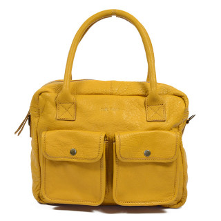 Paul Marius Le Dandy Sac Shopping Safran