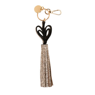 Lollipops Heart Golden Key Holder