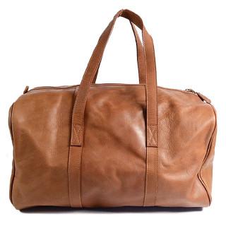 Paul Marius Lecabine Natural Leather Cabin Travel Bag