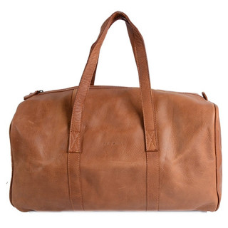 Paul Marius Lecabine Natural Leather Cabin Travel Bag