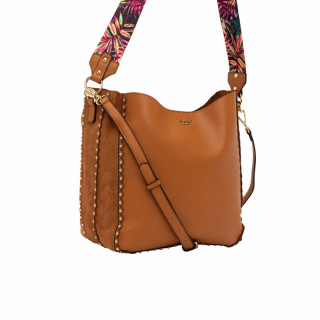 Lollipops Hope Bucket Bag 2 In 1 At Clous Camel-Doré