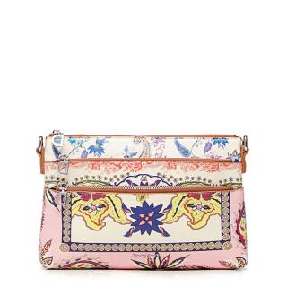 Desigual Durban Pale Pink Shoulder Pocket