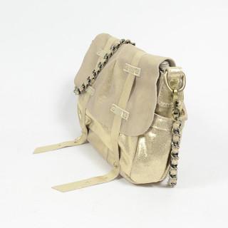 Mila Louise Bach X Crossbody Bag Latte