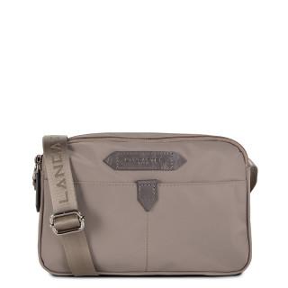 Lancaster Basic Sport Crossbody Bag 510-29 Galet