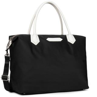 Lancaster Basic Sport Grand Bag Shopping 510-35 Black Galet
