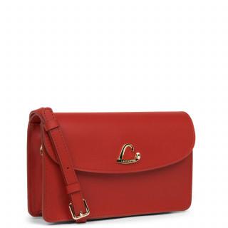 Lancaster City Crossbody Bag 523-76 Red