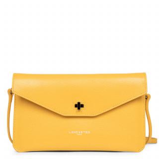Lancaster Lucertola Leather Pocket 433-05 Yellow