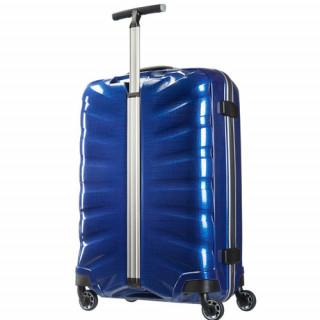 Samsonite Farelite Spinner 75 cm Valise Trolley 4 Roues -Deep blue dos