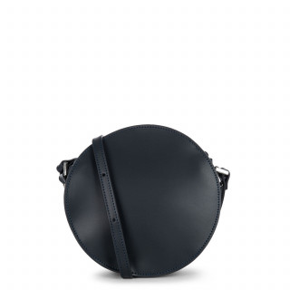 Lancaster Vendôme Moon Crossbody Bag Round 432-10 Dark Blue
