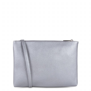 Lancaster Maya Bag Pocket 517-27 Silver Python