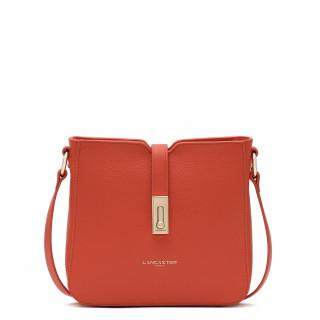 Lancaster Milano Crossbody Bag 547-47 Orange