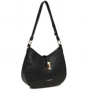 Lancaster Milano Messenger Bag 547-48 Black