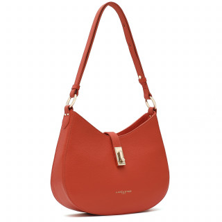 Lancaster Milano Messenger Bag 547-48 Orange