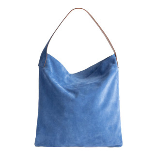 Gérard Darel Lady Sac Hobo Folk Indigo