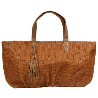 Mila Louise Nicolette NT Bag Cabas Camel