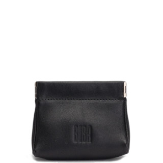 Biba Casual Porte Mint Leather Negro