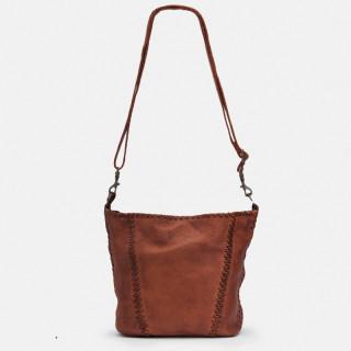 Biba Shamrock Bucket Bag at Cuero Bandoulière
