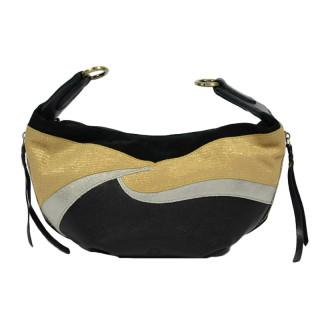 Mila Louise Rebecca Black Shoulder Bag