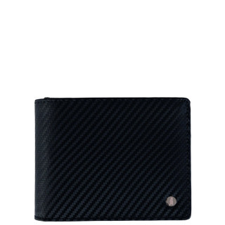 Gianni Conti Card Holder Leather Nero