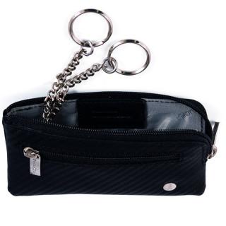Gianni Conti Nero Leather Key Door
