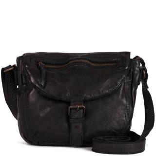 Gianni Conti Messenger Bag Nero