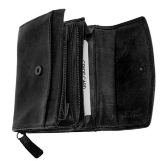 Gianni Conti Nero Leather Mint Door